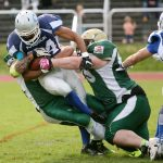 Montabaur Fighting Farmers - Darmstadt Diamonds