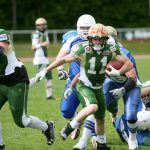 Montabaur Fighting Farmers - Kassel Titans