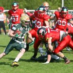 Montabaur Fighting Farmers - Saarland Hurricanes