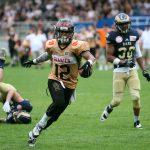 Gießen Golden Dragons - Nürnberg Rams