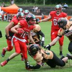 Gießen Golden Dragons - Saarland Hurricanes